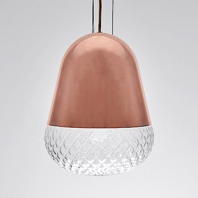 bnatural 紅銅玻璃吊燈 BNL00118
