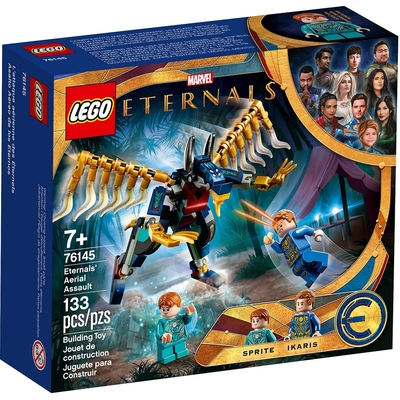 樂高LEGO 超級英雄系列 - LT76145 Eternals Aerial Assault