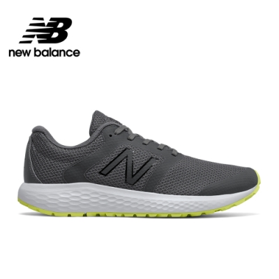 【New Balance】90輕量跑鞋_男性_灰色_ME420CG1-4E楦