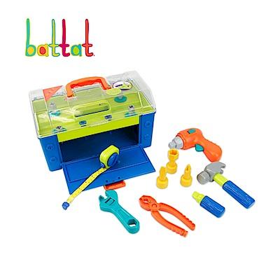美國【B.Toys】建築師工具箱_Battat系列