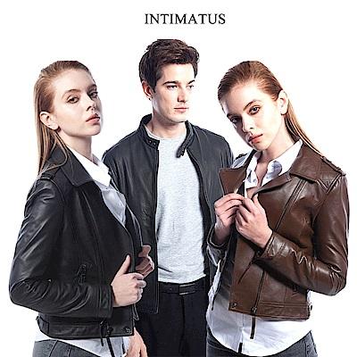 時時樂 【INTIMATUS】100%真小羊皮皮衣-八款任選【季末出清,售完不補】