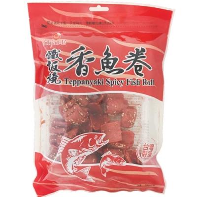巧益 鐵板香魚卷 (190g)