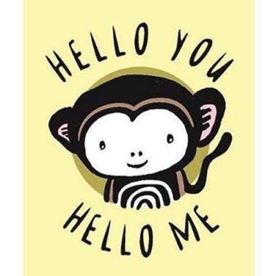 Hello You, Hello Me 說你好可愛布書