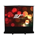 Elite Screens億立銀幕135吋16:9可攜式單桿地拉幕-白塑布F135NWH