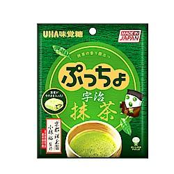 UHA味覺糖 普超軟糖-宇治抹茶(50g)