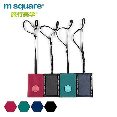 m square 字母卡套