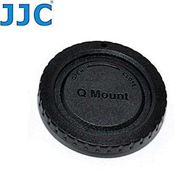 JJC副廠Pentax機身蓋Q機身蓋相機保護蓋body cap相容賓得士原廠機身蓋