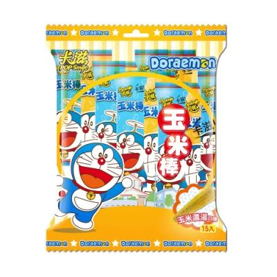 卡滋-哆啦a夢!玉米棒7g*15入(玉米濃湯口味)