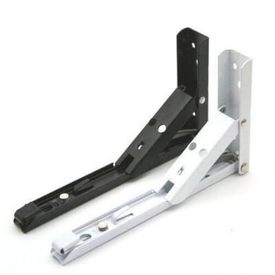 AC013 一組2入 輕型8英寸 摺疊式 活動三角架 L型支撐架