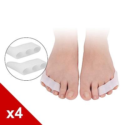 糊塗鞋匠 優質鞋材 J46 三指小指固定套 4雙