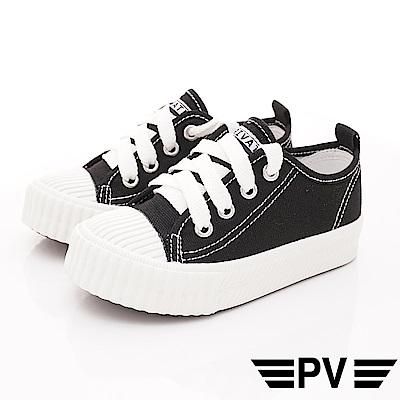 PV日系私藏 潮流餅乾鞋款 836黑(中小童段)