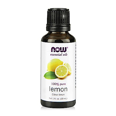 NOW Lemon Oil 檸檬精油(30 ml)