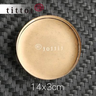 琉園tittot 壓克力底座_14x3cm小圓 3件組