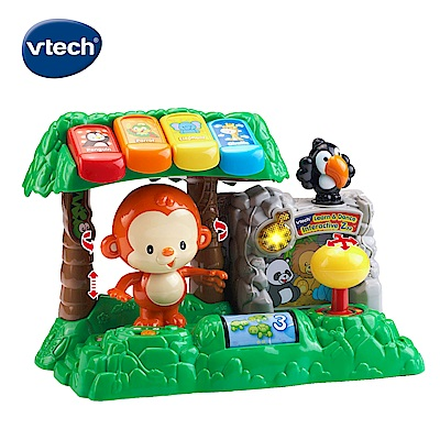 【Vtech】歡樂動物園