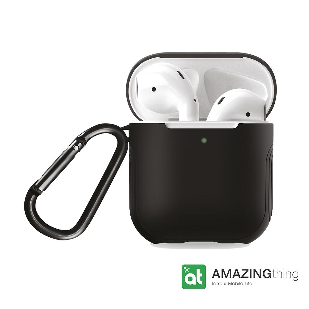 AMAZINGthing Apple AirPods 藍芽耳機抗震保護套(Guard)
