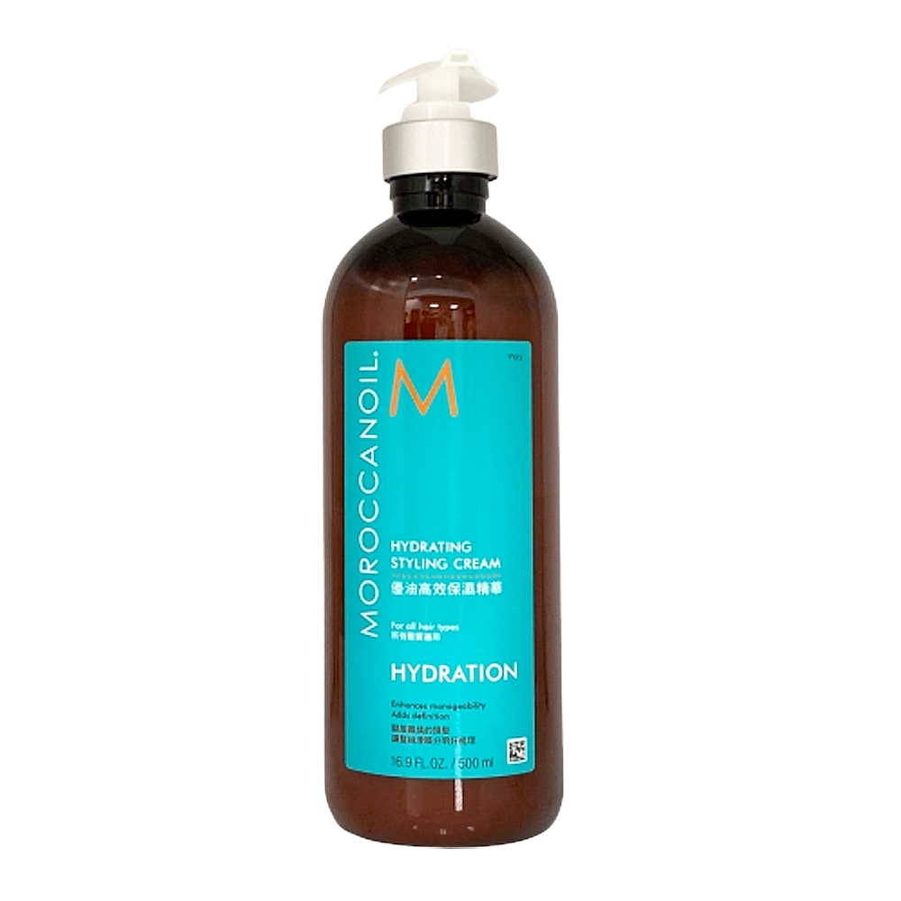 MOROCCANOIL 摩洛哥優油高效保濕精華 500ml 免沖洗護髮