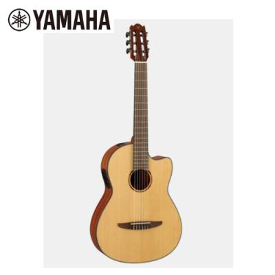 YAMAHA NCX1 電古典吉他 原木色款