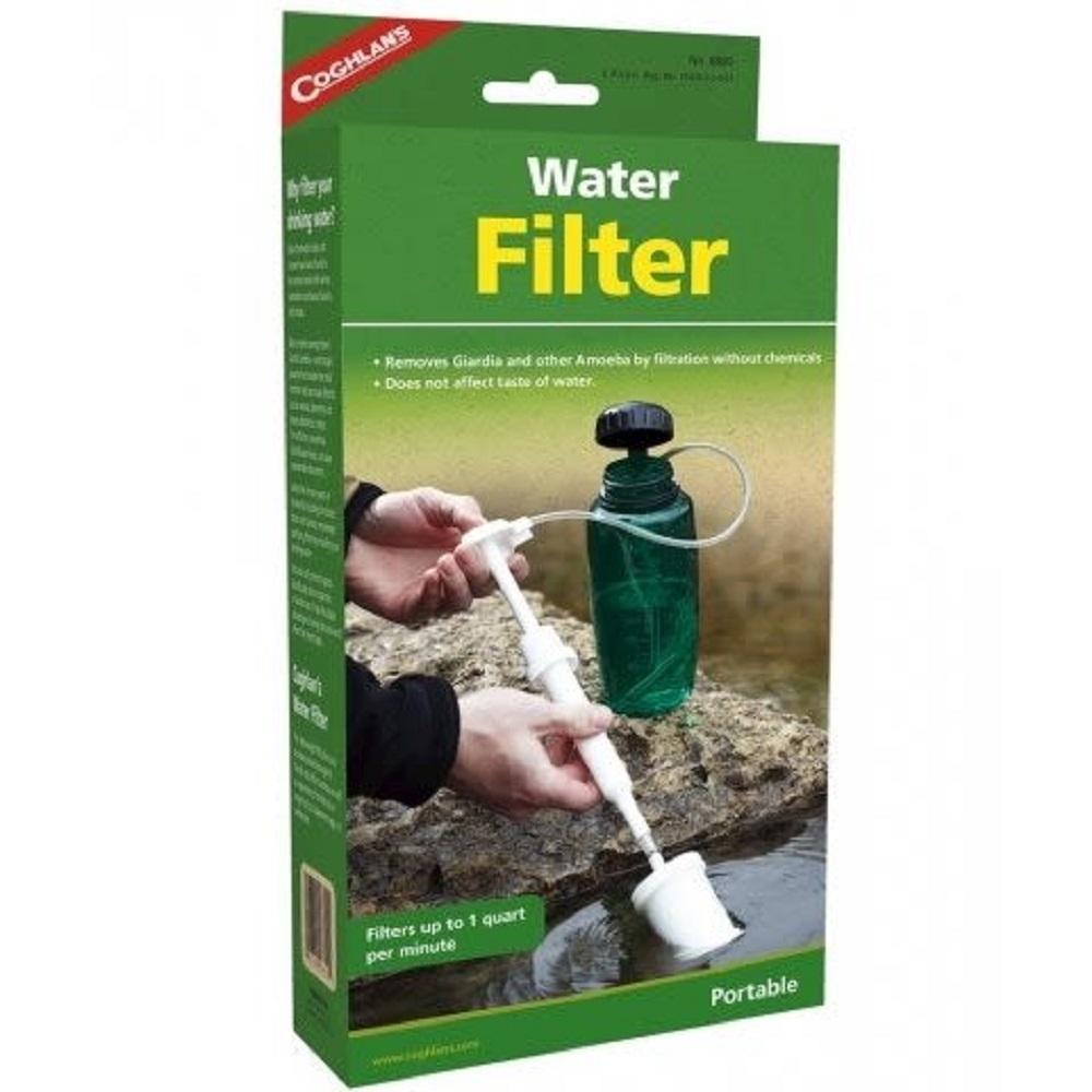 Coghlans #8800 輕量化濾水器 Water Filter