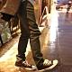 保暖褲秋冬內刷毛窄管長褲(6色) ZIP日本男裝