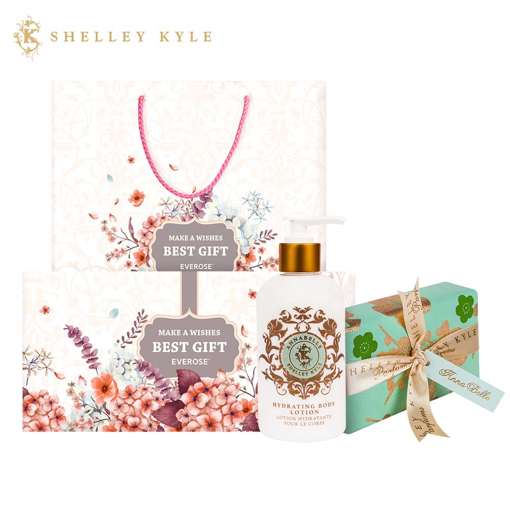 Shelley Kyle雪莉凱 安娜貝爾沐浴保養禮盒