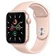 Apple Watch SE (GPS) 44mm 金色鋁金屬錶殼+粉色錶帶(MYDR2TA/A) product thumbnail 1
