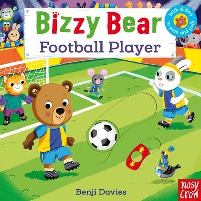 Bizzy Bear:Football Player 熊熊踢足球操作書(英國版)