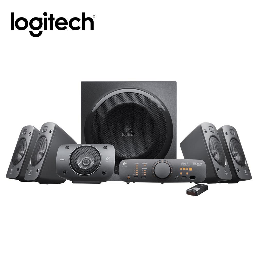 羅技環繞音效音箱系統Z906