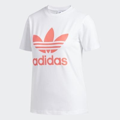 adidas ADICOLOR 短袖上衣 女 FJ9455