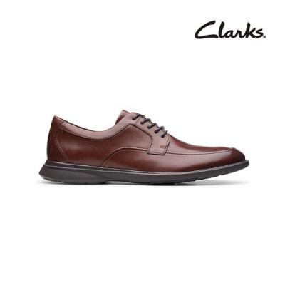 Clarks   工藝世家  Un Lipari Walk   男皮鞋  紅褐色  CLM49675SD20