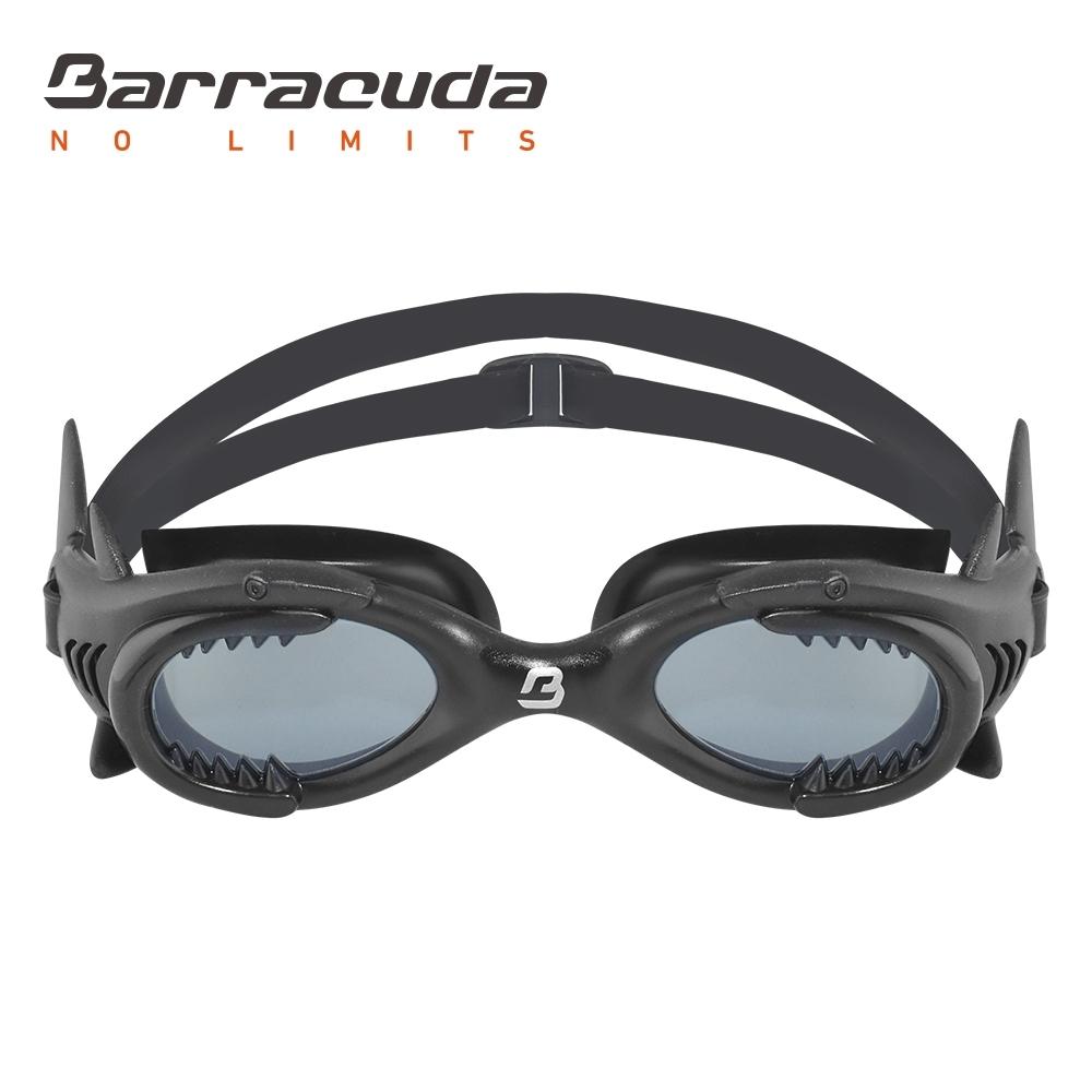 巴洛酷達 兒童防霧泳鏡 Barracuda SHARK #13020