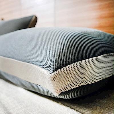 Grace Life 耀石灰 台灣製6D水洗透氣枕-一顆
