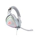 幻白限定款- ASUS 華碩 ROG Delta White Edition 電競耳機