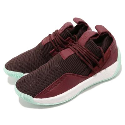 adidas 籃球鞋 Harden LS 2 運動 男鞋 愛迪達 大鬍子 哈登 穿搭 休閒 襪套 紅 白 CG6277