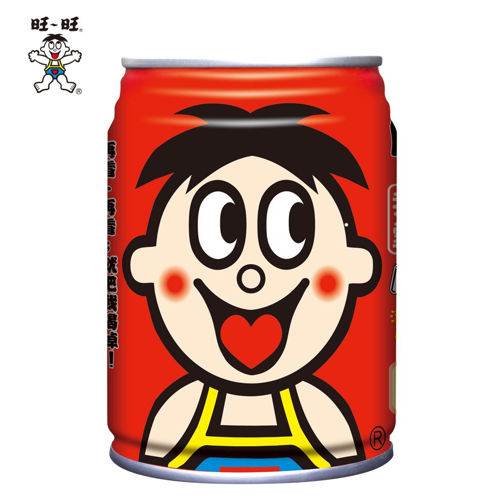 旺旺 旺仔牛奶(保久乳飲品) 245ml