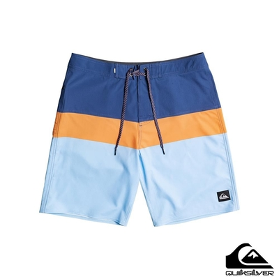 【QUIKSILVER】SURFSILK PANEL 20 衝浪褲 藍色