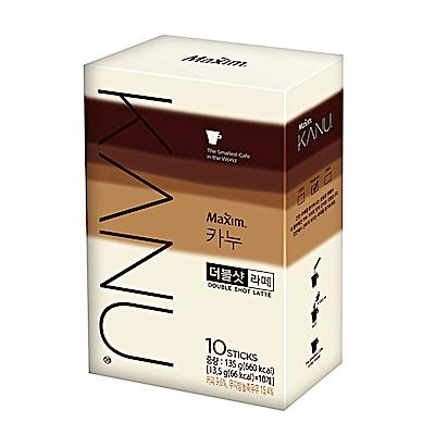 KANU 美式黑咖啡-雙倍濃縮拿鐵(135g)