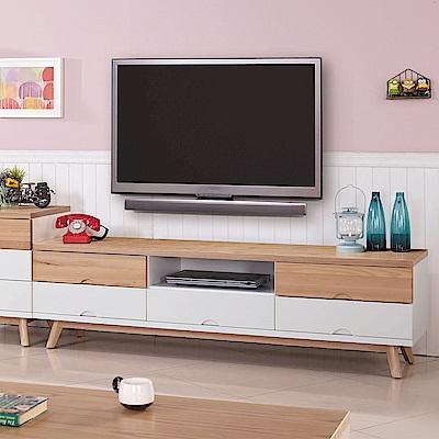 AS-伊森6尺電視櫃-182x46x52cm