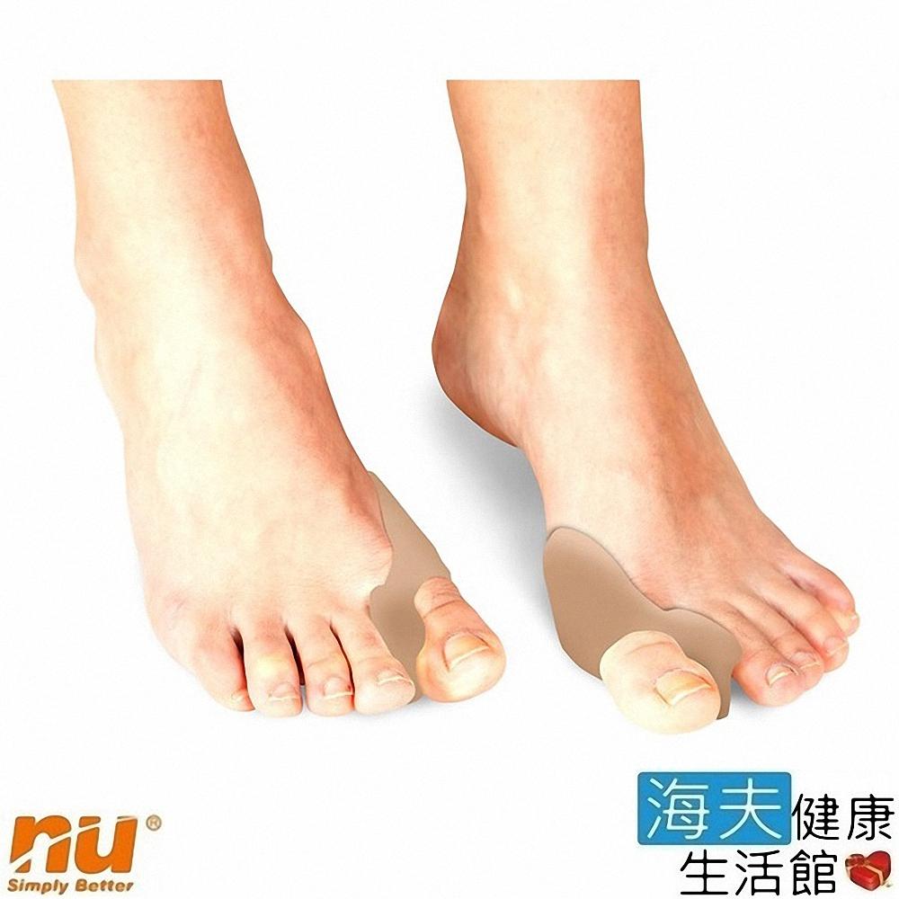 海夫 恩悠數位 NU 鈦鍺能量 拇趾外翻護套