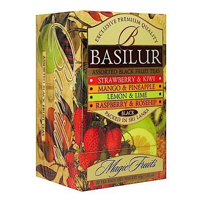 Basilur  錫蘭花果茶包(2gx20入)-綜合口味