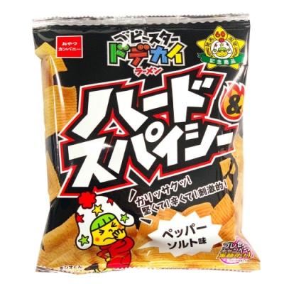OYATSU優雅食 日本點心條餅-火辣椒鹽風味(60g)