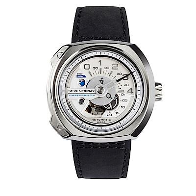 SEVENFRIDAY V1 潮流新興瑞士機械腕錶