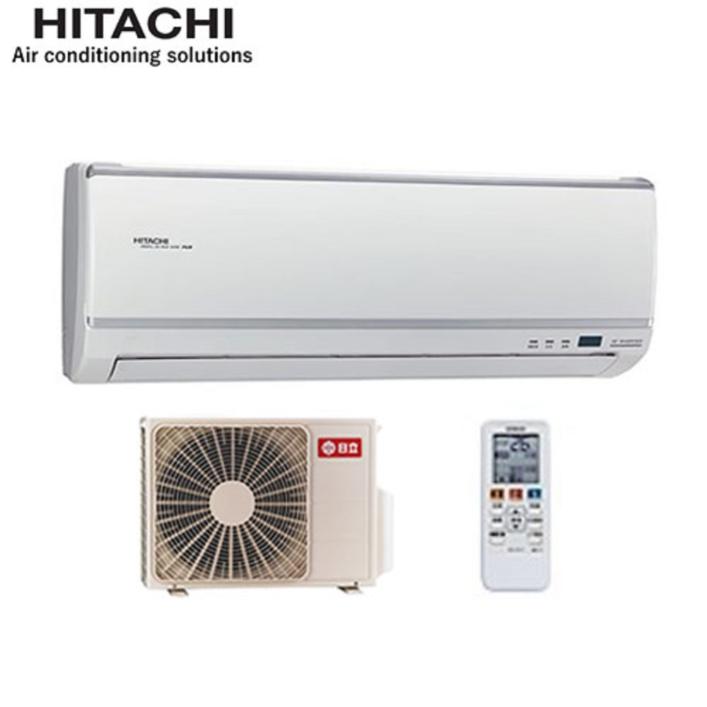 HITACHI 日立 旗艦型 變頻冷專 分離式冷氣 RAS-50QK1/RAC-50QK1