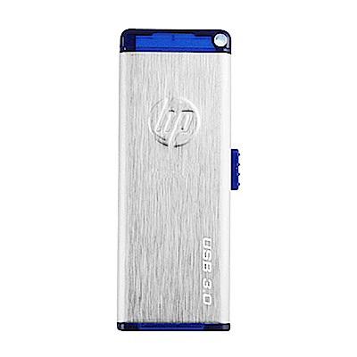 HP 惠普  64GB USB 3.0金屬隨身碟 X730w