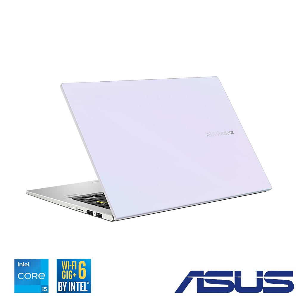 ASUS X413EP 14吋筆電  (i5-1135G7/MX330/8G/512G SSD/VivoBook 14/幻彩白)