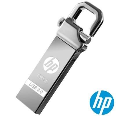HP x750w USB3.0 128GB金屬掛勾隨身碟