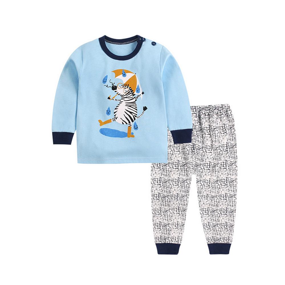 baby童衣 居家套裝薄長袖睡衣88020