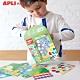 西班牙APLI 旅行貼紙畫-叢林(3Y+) product thumbnail 1