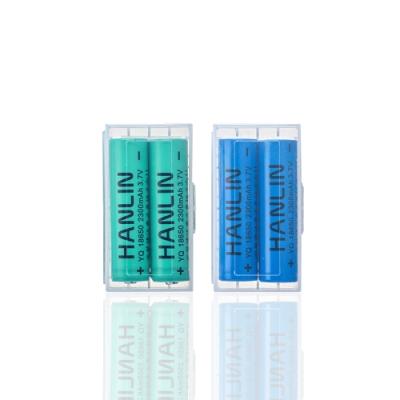 HANLIN 電池2300mah保證足量 通過國家bsmi認證(一組2顆)