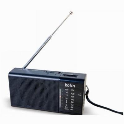 KOLIN AM/FM雙波段收音機 KCD-EH3020 送贈品2選1