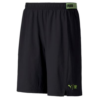 PUMA-男性訓練系列First Mile短風褲-黑色-歐規